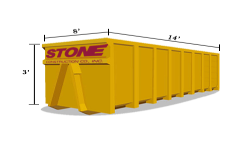 Roll Off Containers The Stone Construction Co Inc